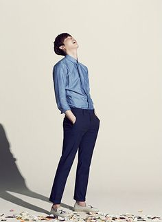 Additional MVIO S/S 2015 Ads Feat. Lee Jong Seok | Couch Kimchi