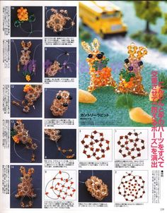 Beads News nº 6 - Chic massenet - Веб-альбомы Picasa