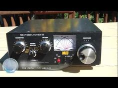 MFJ962D, HF antenna tuner inspection.
