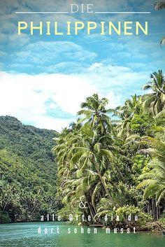 Du suchst nach einer Inspiration für eine #Reise auf den #Philippinen? Dann komm mal mit!
