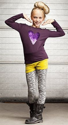 Nigiella Aubergine Set - Boca Jeans