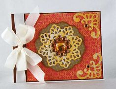 Moroccan Accents Card