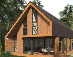 Recreatiewoning Eefde BONGERS architecten bnaBONGERS architecten bna
