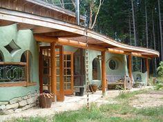 Mayne Island Cob House | EARTH HOME