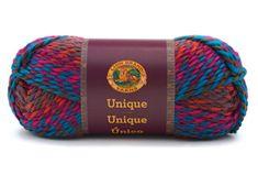 Unique Yarn from Lion Brand Yarn