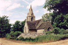 MANY OF THE MOST beautiful of England's country churches are tucked away in remote locations and therefore have few callers but a detour to see them can be rewarding for the discerning. One such building is the 13th century village church at Creeton, which is one of the hidden beauties of Lincolnshire.