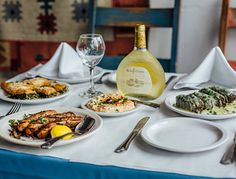 The Best Malibu Eats: Tony Taverna, all the traditional Greek specialties with an emphasis on fresh seafood—we recommend the bass.