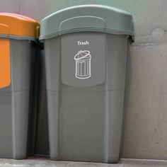 Eco Nexus® 23G Trash Recycling Container
