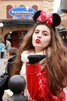 Disneyland Paris Resort / Disney/ Minnie Mouse / Ratatouille / Walt Disney Studios Park