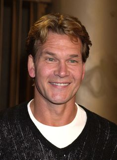 PATRICK SWAYZE:     (1952 - 2009) -     ACTOR
