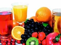 Most fruit juices are not healthy owing to their added flavors, colors and preservatives! However some that offer fruit juice are healthy. Fruit Juice, Fruit Smoothies, Fresh Fruit, Raw Food Recipes, Healthy Recipes, Fast Recipes, Juice Recipes, Easy Mocktail Recipes, Healthy Smoothies