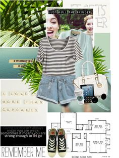 """""""Smile..You're pretty:)"""" by i-do-have-a-ch0ice-fash10n ❤ liked on Polyvore"""