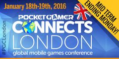 Mid-term pricing for #PGCLondon tickets ends this Monday, 7th December. Make sure to get yours.