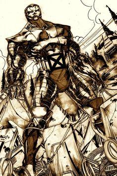 ✭ Colossus by Jimbo Salgado