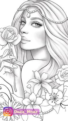 35 Best Premium coloring pages images in 2020 | Coloring ...