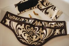 Concealed carry holster for women  natural by SlightlyBefuddled, $60.00