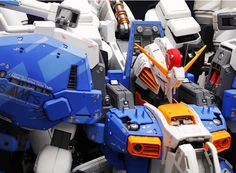 Custom Paint Jobs, Gundam Model, Mobile Suit, Building, Naver, News, Design, Models, Collection