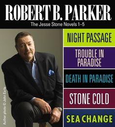 Robert B Parker: The Jesse Stone Novels 1-5 by Robert B. Parker, http://www.amazon.com/dp/B00AEDDROE/ref=cm_sw_r_pi_dp_X6B4qb174XA93