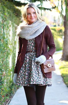 Check+out+Romantic+Floral+Look+at+DailyLook