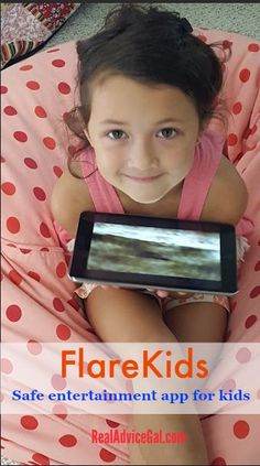 Flare Kids App Review #flarekids this is a safe place on the internet that you have been looking for #ad