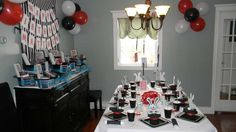 Matthew's Magical Birthday Party | CatchMyParty.com