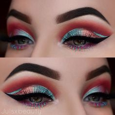 """1,310 Likes, 78 Comments - Júlia (@julsxbeauty) on Instagram: """"Love this colour combo ✨ Tried out my brothers camera (lumix gx80) and daylight, what do you think?…"""""""