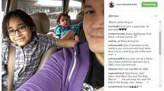 Perceraian Marcellino Lefrandt Dewi Rezer - Jemput Anak Sekolah, Sudah Resmi Cerai?