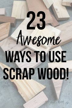 Diy Wood Projects Discover Simple Scrap Wood Projects For Beginners Check out these simple scrap wood projects and ideas to try! These easy small wood projects are perfect beginner woodworking projects too! Easy Small Wood Projects, Wood Projects For Beginners, Scrap Wood Projects, Beginner Woodworking Projects, Wood Working For Beginners, Woodworking Crafts, Woodworking Plans, Woodworking Shop, Woodworking Classes