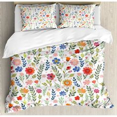 Makeover and refresh your bedrooms every season with just a single touch! Start with these fun and decorative duvet cover sets. These unique designs match well with various color palettes of your rugs, curtains, headboard, furniture, and all other decor accessories. Very durable and sustainable material which will not endanger your health or the environment. No chemicals used, no dye substance harming the health of you or your family, 100% recyclable environmentally friendly fabric. Colors…