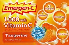 Free Samples of Emergen-C Drink Mix | http://www.ericsfreesite.com/2014/01/10/