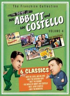 Bud Abbott & Lou Costello & Charles Lamont & Daniel Helfgott -The Best of Abbott & Costello - Volume 4