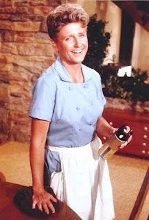 RIP Anne B Davis! Alice from the Brady Bunch.