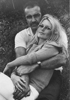 avec Sean Connery