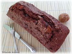 Silbando Aromas: Pan dulce de higos turcos y chocolate (con queso q...