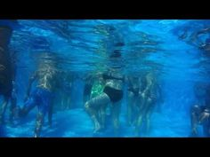 Aquagym en Camping Villaviciosa
