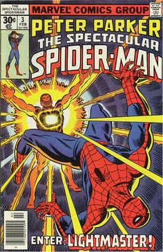 Peter Parker, The Spectacular Spider-Man # 3 by Al Milgrom