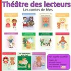These 11 fairy tale readers' theatre scripts are especially written for French language learners, with roles for all readers, from Emergent to Flue...