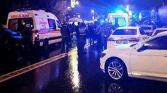 2017 will be good? There was a terror attack at a new year's party and at least 35 were killed, in Istanbul.