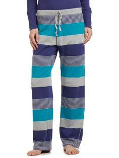 Sussan - Sleepwear - Sussan Collection - Multi stripe knit pant