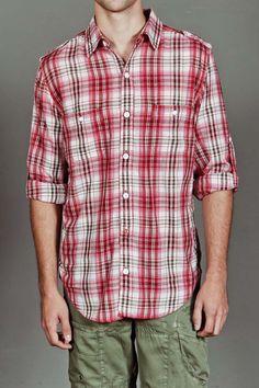 Darring Ateliers Explorer L/S Woven Shirt