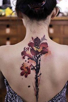 . . Vom Tattoo-Entwicklungsland zur ersten Liga Das chinesische Tattoostudio Newtattoo hat in der Hauptstadt Peking seine Zelte aufgeschlagen um mit ganz besonders ungewöhnlichen Tattoo-Motiven die internationale Szene zu verzaubern. Alles fließt, alles ist in sanfter Bewegung. Die Tätowierungen…