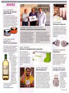 La Revista Semana habla de #Olivolea en su sección de Estilo y Lifestyle. Natural, Olive Oil, Moisturizer, Cream, Caramelized Onions, Truffle, Humectant, Journals, Style