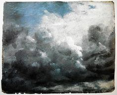 John Constable - Cloud Study - 1822