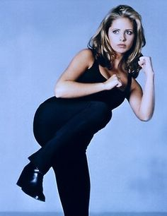 Kick-Ass Buffy