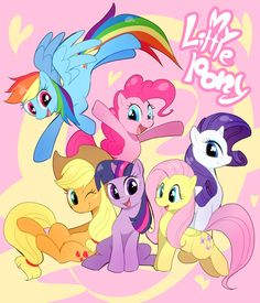 Almost an anime MLP style XD