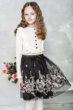Cute Little Girls, Little Girl Dresses, Girls Dresses, Tween Fashion, Little Girl Fashion, Lovely Dresses, Beautiful Outfits, Dope Outfits, Kids Outfits