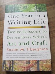 """If you are looking for lessons that will stretch you as a writer """"One Year to a Writing Life"""" could be your go-to."""