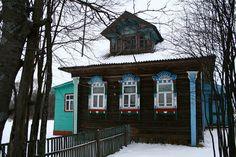 dacha in winter17 | Prokhor Kolosov | Flickr