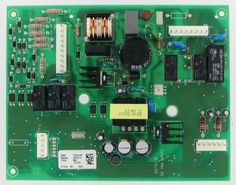 Specifications: This Control Board is for #Maytag Refrigerator Appliance models, and Maytag Refrigerator models. ***THIS IS A HIGH QUALITY COMPATIBLE OEM #PRODUCT...