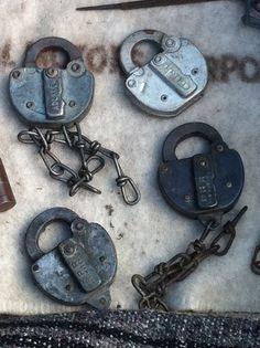 vintage locks